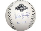 Mike Lowell AS '03 Autographed / Signed 2003 All-Star Baseball