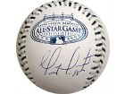 Geovanny Soto Autographed/Signed 2008 All Star Baseball