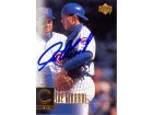 Joe Girardi Autograph/Signed 2000 Upper Deck Card