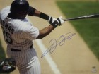 Frank Thomas signed Chicago White Sox Color 16x20 Photo Batting Horizontal (Hall of Fame 2014)