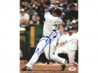 Prince Fielder Autographed 8x10 Photo Brewers PSA/DNA #S35762