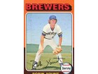 Robin Yount 1975 Topps Baseball Card
