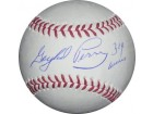 Gaylord Perry signed Official Major League Baseball 314 Wins (Giants/Indians/Yankees/Padres)