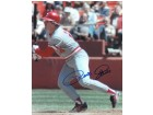 Pete Rose signed Cincinnati Reds 8x10 Photo batting