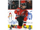 Adam Henrique signed New Jersey Devils 8x10 Photo vertical on knee