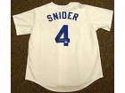 Duke Snider Autographed / Signed Brooklyn Dodgers Jersey