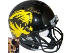 Kony Ealy signed Missouri Tigers Full Size Replica Schutt Alternate Helmet- JSA Hologram