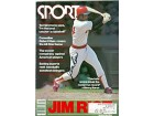 Jim Rice Autographed / Signed Sport Magazine July 1978