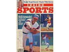 Nolan Ryan Autographed / Signed Inside Sports - July 1985