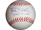 Frank Viola signed Official Major League Baseball Sweet Music (Minnesota Twins/New York Mets)