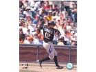Clint Barnes Autographed / Signed Colorado Rockies 8x10 Photo