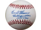 Frank Thomas The Original One 1941-1966 Autographed / Signed Baseball
