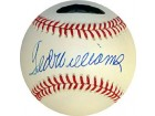 Ted Williams Autographed / Signed Baseball (Green Diamond)