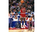Craig Hodges signed Chicago Bulls 16x20 Photo God Bless (3X 3 Point Shooting Contest Winner)