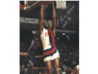Elvin Hayes signed Washington Bullets 16X20 Photo HOF 90