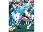 Elvin Bethea signed Houston Oilers 8x10 Photo HOF 03