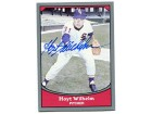 Hoyt Wilhelm Autographed/Signed 1990 Pacific Trading Card