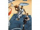 Rudy Gay Autographed / Signed Memphis Grizzlies Basketball 8x10 Photo