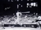 Yogi Berra Autographed 16x20 Photo New York Yankees PSA/DNA Stock #10812