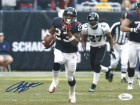 Arian Foster Autographed Houston Texans 8x10 photo (vs Jags) JSA