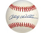 Billy Williams Autographed / Signed Baseball