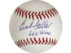 Bob Feller 266 Wins Autographed / Signed Baseball