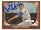 Carl Erskine Autographed / Signed Replica 1953 Topps Brooklyn Dodgers Baseball Card #170