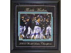 2003 Florida Marlins World Series Champions Team Autographed / Signed Framed 8x10 Photo
