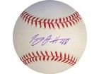 Tommy J. Hanson Autographed / Signed Baseball