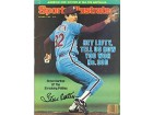Steve Carlton Autographed / Signed Sports Illustrated Magazine October 3 1983
