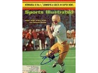 Joe Theismann Autographed / Signed Sports Illustrated January 11 1971