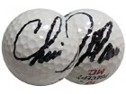 Chris DiMarco Autographed / Signed Golf Ball