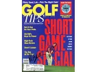 Phil Mickelson Autographed / Signed Golf Tips Magazine - May 1995