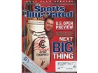 Chad Campbell Autographed / Signed Sports Illustrated - June 10 1993