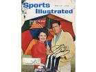 Doug Sanders Autographed / Signed Sports Illustrated - January 22 1962