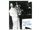 Harry Cooper Autographed / Signed Black & White Golf 8x10 Photo