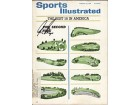 Gary Player Autographed/Signed Sports Illustrated February 22 1965