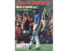 Gary Player Signed Sports Illustrated 4/17/78 Wins the Masters