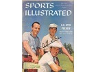 Don Finsterwald Autographed / Signed Sports Illustrated Magazine June 13 1980