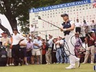 Annika Soranstam Autographed / Signed Golf 8x10 Photo