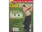 Phil Mickelson Autographed / Signed Golf Digest Magazine June 2000
