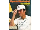 Lou Graham Autographed/ Signed Sports Illustrated Magazine June 30 1975