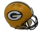Aaron Rodgers Autographed Green Bay Packers Full Size Proline Helmet FAN