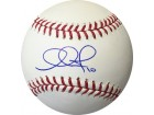 Adam Jones signed Official Major League Baseball #10 (Orioles)