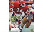 Herschel Walker Signed 5/27/85 Sports Illustrated Football Magazine USFL Generals