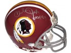 Charley Taylor signed Washington Redskins Maroon TB Riddell Mini Helmet HOF 84 (gray mask-style worn from 1972-1977)