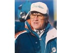 Don Shula Autographed / Signed 8x10 Miami Dophins Photo