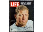 Mickey Mantle Autographed Life Magazine New York Yankees PSA/DNA #J52299