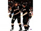Teemu Selanne Autographed 8x10 Photo Ducks PSA/DNA #Q48790