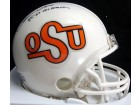 "Thurman Thomas Autographed Oklahoma State Cowboys Mini Helmet ""85-87 All American"" PSA/DNA Stock #29227"